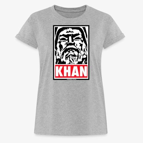 Obedient Khan - Women's Relaxed Fit T-Shirt