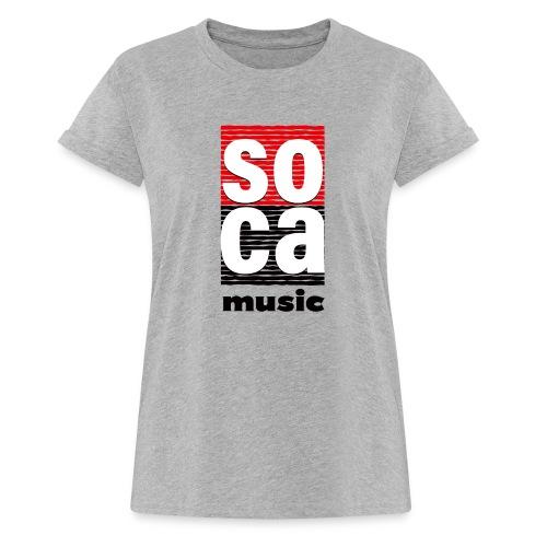 Soca music - Women's Relaxed Fit T-Shirt