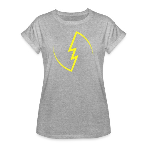 Electric Spark - Women's Relaxed Fit T-Shirt