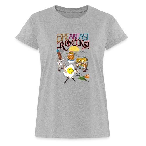 Breakfast Rocks! - Women's Relaxed Fit T-Shirt