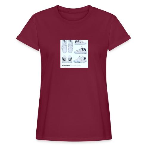 04EB9DA8 A61B 460B 8B95 9883E23C654F - Women's Relaxed Fit T-Shirt