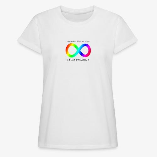 Embrace Neurodiversity - Women's Relaxed Fit T-Shirt