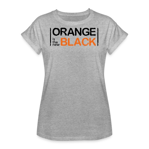 Free Piper, Orange is the New Black Women's - Women's Relaxed Fit T-Shirt