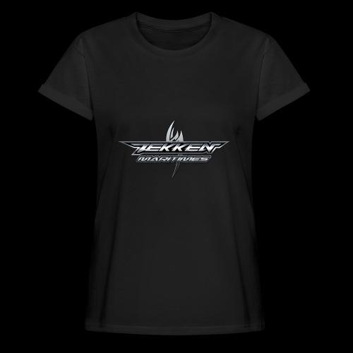 Tekken Maritimes Logo transparent - Women's Relaxed Fit T-Shirt