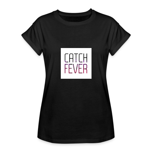 CATCH FEVER 2017 LOGO - Women's Relaxed Fit T-Shirt