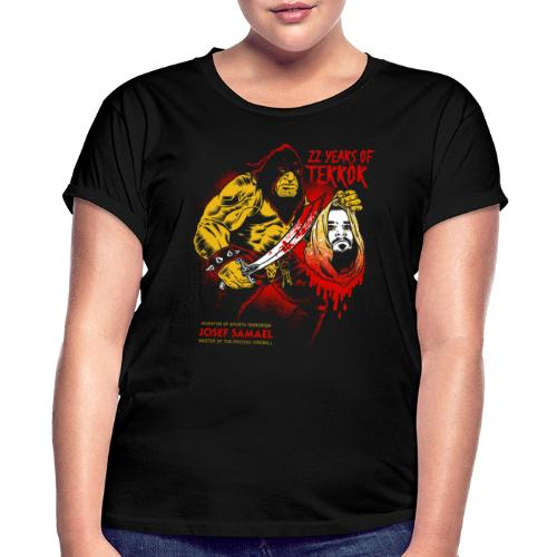 22 Years Of Terror - Women's Relaxed Fit T-Shirt