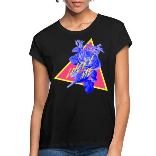 neon flower - Women's Relaxed Fit T-Shirt