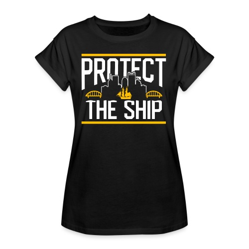 protect - Women's Relaxed Fit T-Shirt