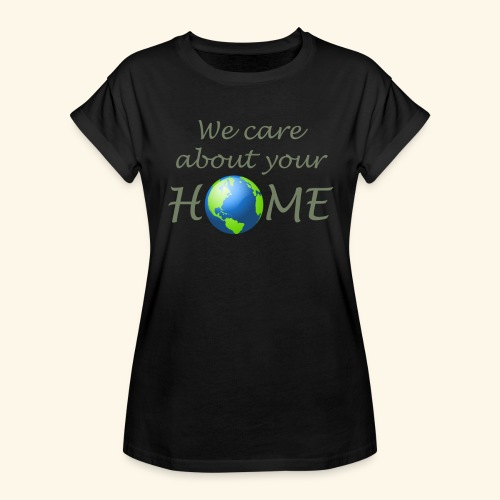 Happy Earth day - Women's Relaxed Fit T-Shirt