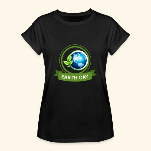 Happy Earth day - 3 - Women's Relaxed Fit T-Shirt