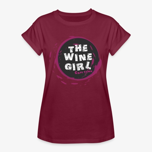 The Wine Girl - Women's Relaxed Fit T-Shirt