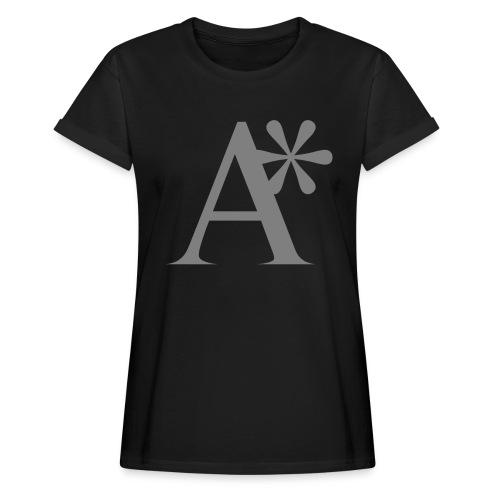 A* logo - Women's Relaxed Fit T-Shirt