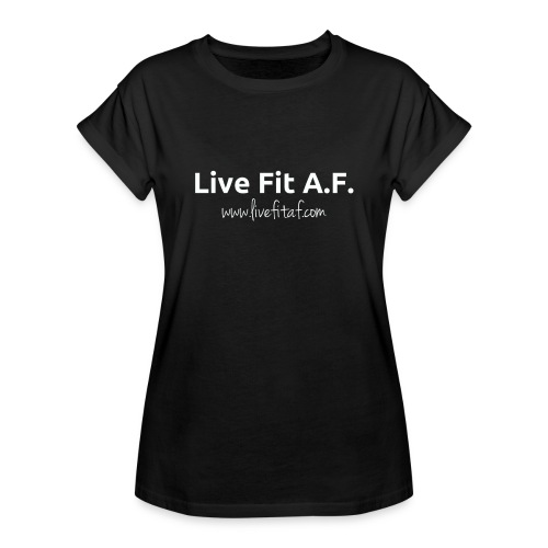 COOL TOPS - Women's Relaxed Fit T-Shirt