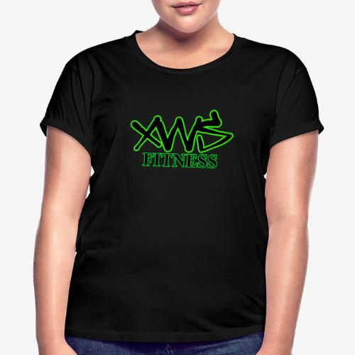 XWS Fitness - Women's Relaxed Fit T-Shirt