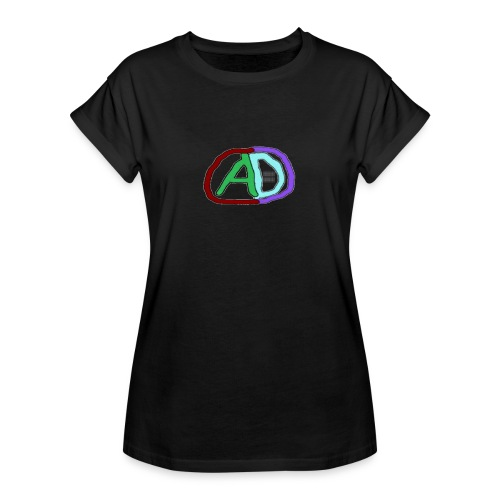 hoodies with anmol and daniel logo - Women's Relaxed Fit T-Shirt