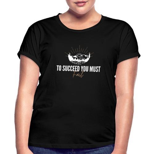 TSUMF (MERCH) - Women's Relaxed Fit T-Shirt