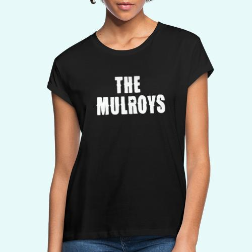Mulroys Tee 10 white - Women's Relaxed Fit T-Shirt