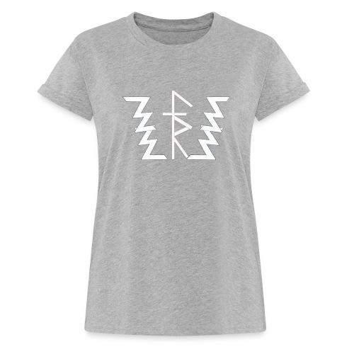 Faith Runnerz Tee Logo - Women's Relaxed Fit T-Shirt