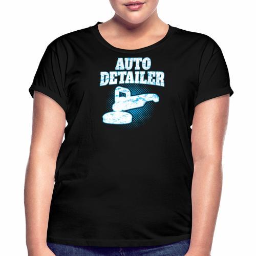 AUTO DETAILER SHIRT | CAR DETAILING - Women's Relaxed Fit T-Shirt