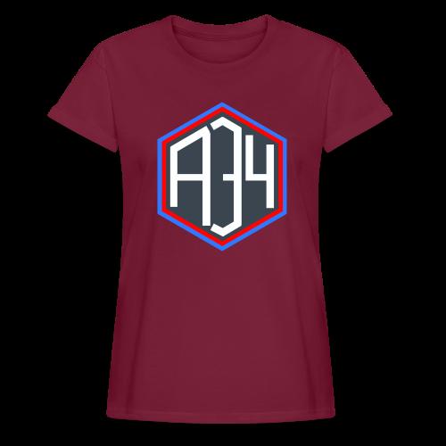 Adrian 34 LOGO - Women's Relaxed Fit T-Shirt