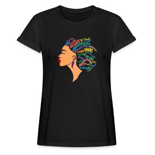 Strong Black Women - Women's Relaxed Fit T-Shirt