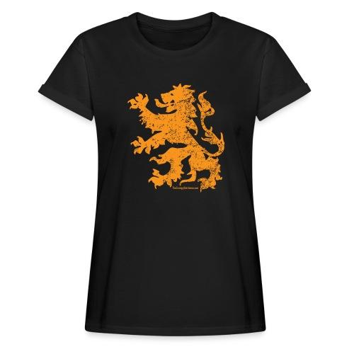 Dutch Lion - Women's Relaxed Fit T-Shirt