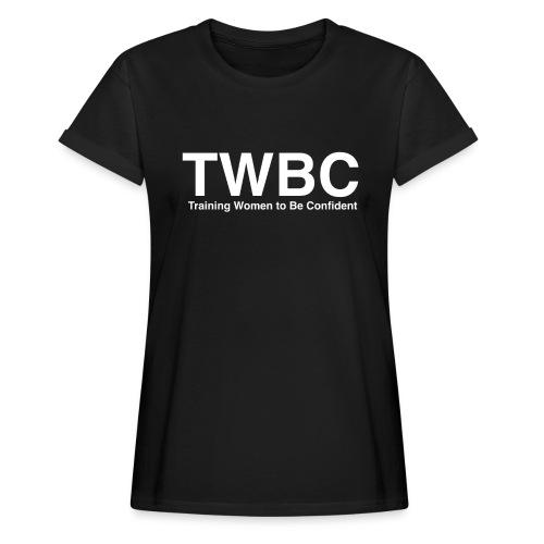 TWBC Shirt Back - Women's Relaxed Fit T-Shirt