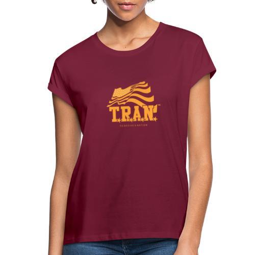 TRAN Gold Club - Women's Relaxed Fit T-Shirt