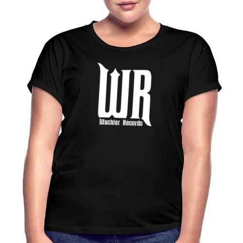 Wachler Records Light Logo - Women's Relaxed Fit T-Shirt