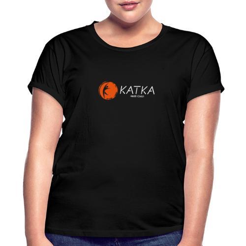 katka_logo_full_c - Women's Relaxed Fit T-Shirt
