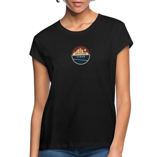 Reclaim Cloud - Women's Relaxed Fit T-Shirt