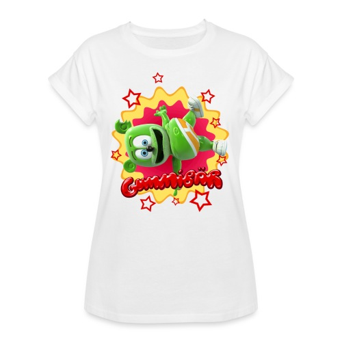 Gummibär Starburst - Women's Relaxed Fit T-Shirt