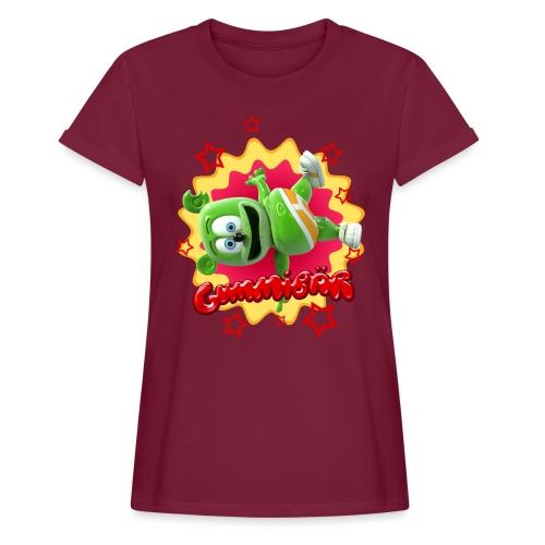 Gummibär Starburst - Women's Relaxed Fit T-Shirt