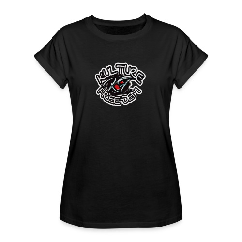 Kfree Blackliner2 - Women's Relaxed Fit T-Shirt