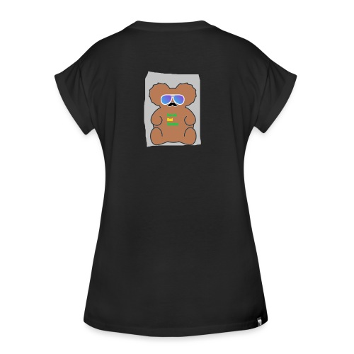 Aussie Dad Gaming Koala - Women's Relaxed Fit T-Shirt
