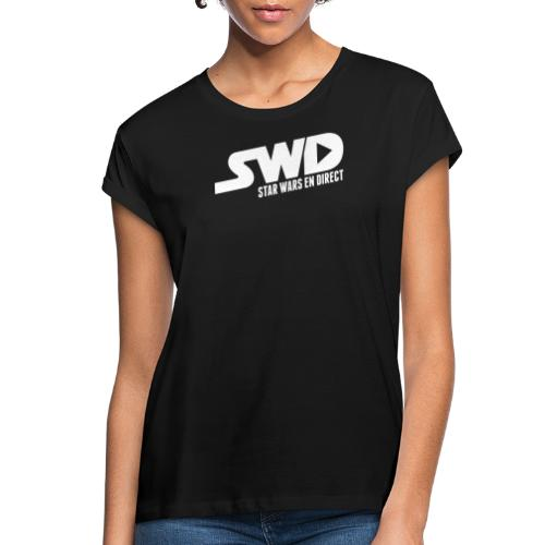 SWD Logo standard - Women's Relaxed Fit T-Shirt