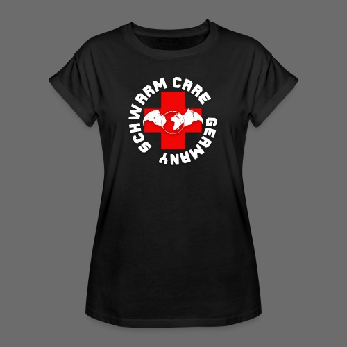 Schwarm-Care Official Merch - Women's Relaxed Fit T-Shirt