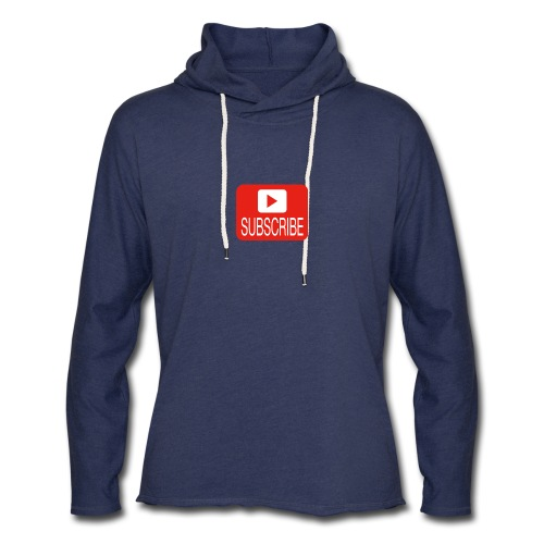 Hotest Merch in the Game - Unisex Lightweight Terry Hoodie