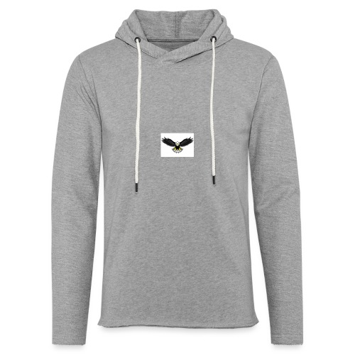 Eagle by monster-gaming - Unisex Lightweight Terry Hoodie