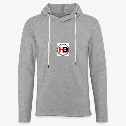 HDGaming - Unisex Lightweight Terry Hoodie