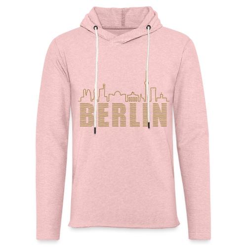 Skyline of Berlin - Unisex Lightweight Terry Hoodie