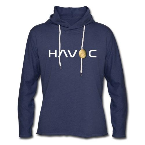 HAVOC - Unisex Lightweight Terry Hoodie
