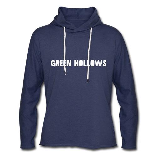 Green Hollows Merch - Unisex Lightweight Terry Hoodie