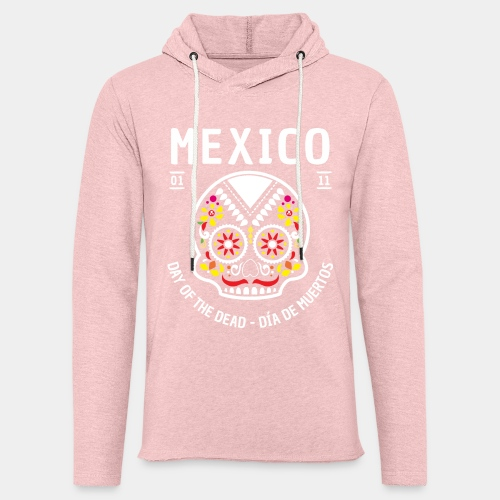 day of the dead - Unisex Lightweight Terry Hoodie