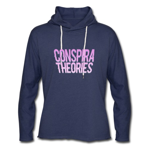 Women's - ConspiraTheories Official T-Shirt - Unisex Lightweight Terry Hoodie