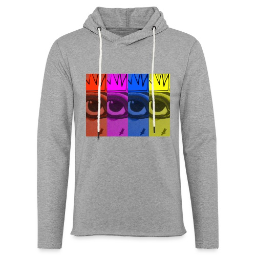 Eye Queen - Unisex Lightweight Terry Hoodie