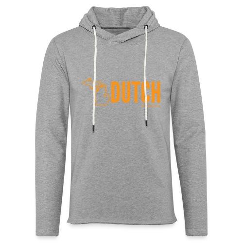 Michigan Dutch (orange) - Unisex Lightweight Terry Hoodie