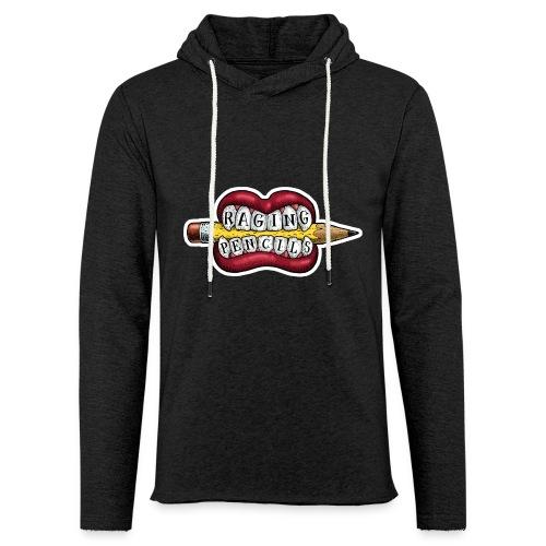 Raging Pencils Bargain Basement logo t-shirt - Unisex Lightweight Terry Hoodie