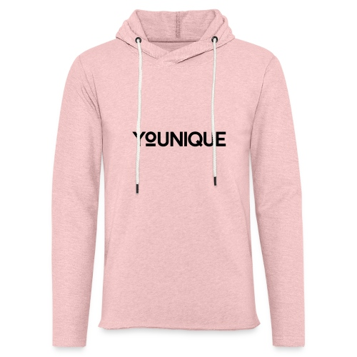 Uniquely You - Unisex Lightweight Terry Hoodie