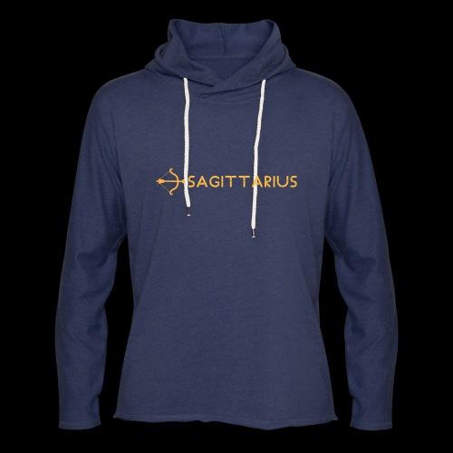 Sagittarius - Unisex Lightweight Terry Hoodie